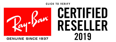 Ray Ban Certified Reseller 2019