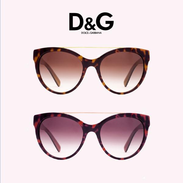 Ako rozoznať falošné slnečné okuliare Dolce a Gabbana