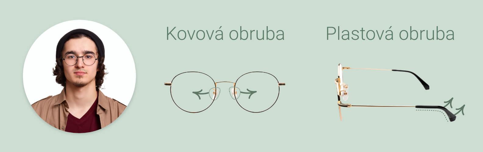Jak povolit nosní opěrky brýlí