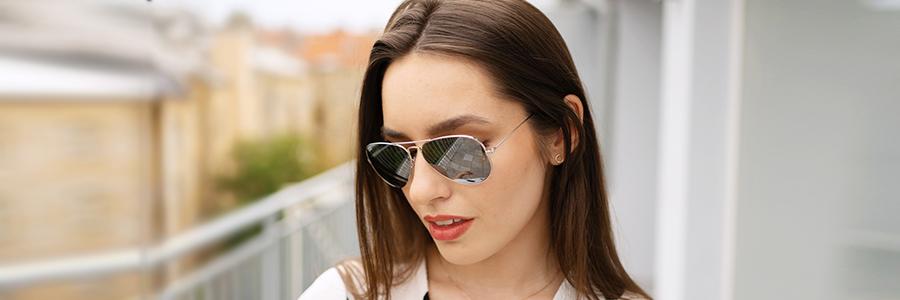 Nadčasové sluneční brýle