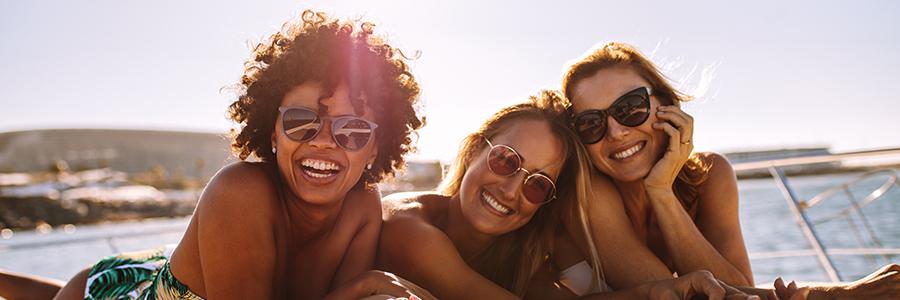 Choosing the right sunglasses lens colour