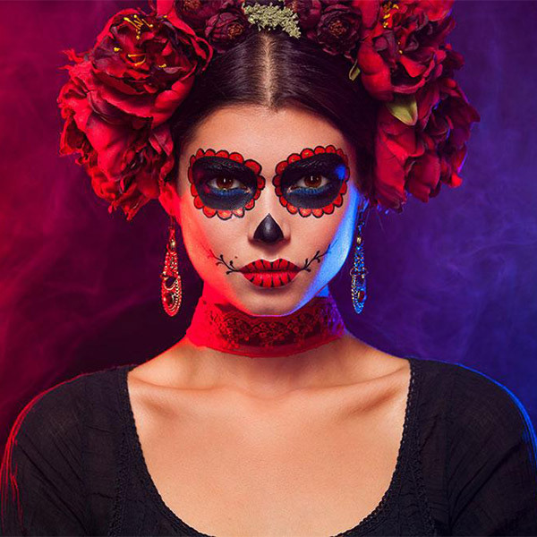 The 10 Best Halloween Makeup Inspirations for 2019