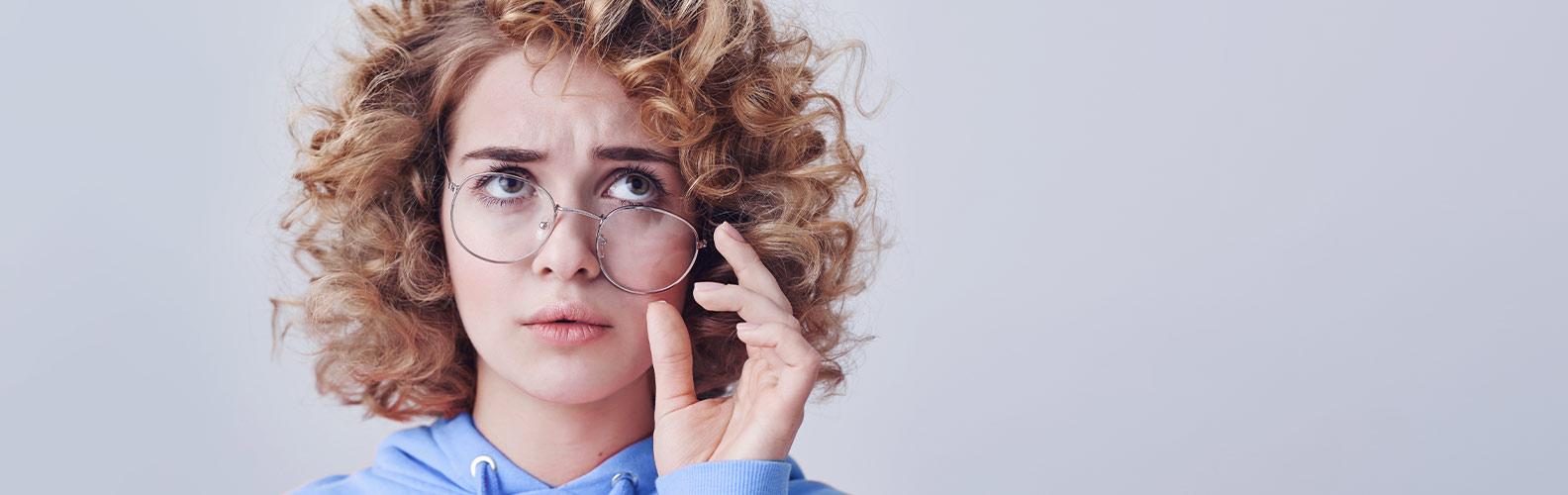 Wie Sie Ihre Brille anpassen
