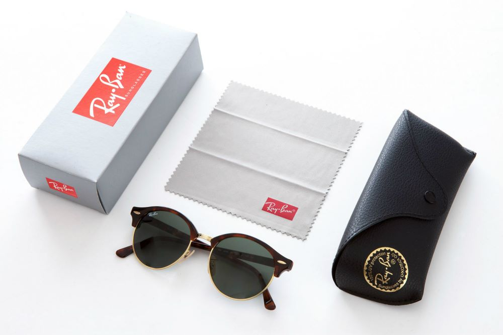Ray-Ban Clubround RB4246 sunglasses