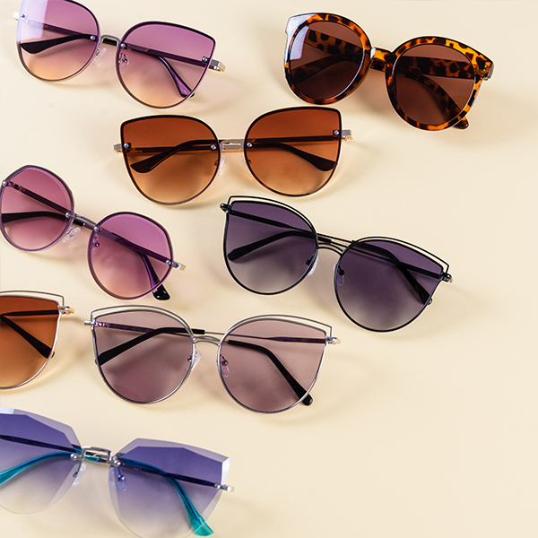 Why it's important to choose the right sunglasses lens colour