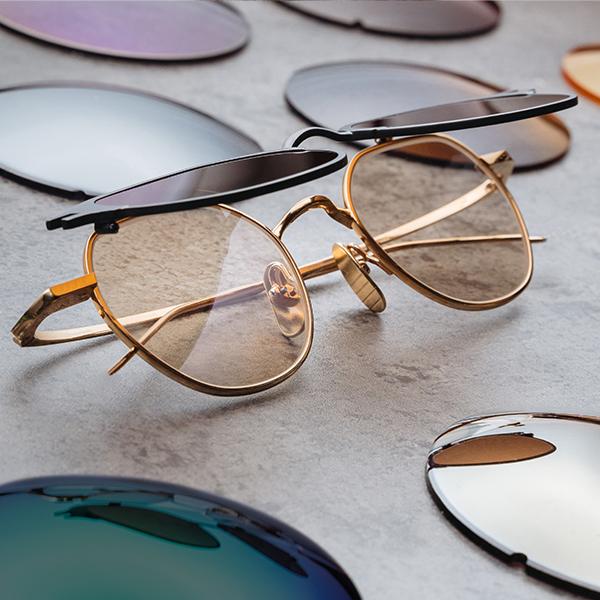 Materiály šošoviek slnečných okuliarov