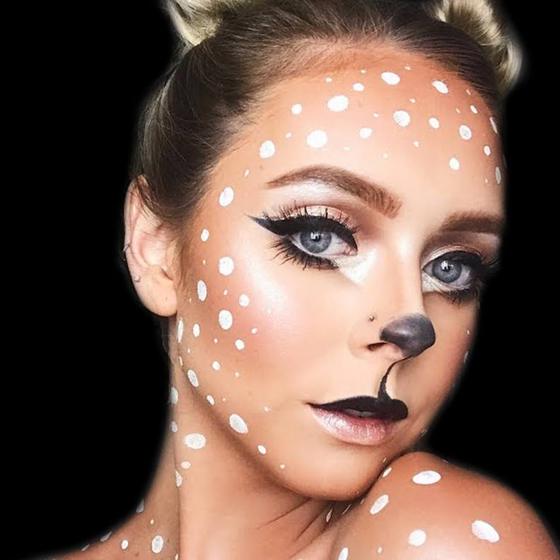 Halloween Makeup Ideas 2019.Last Minute The 2019 Easy And Quick Halloween Makeup Ideas